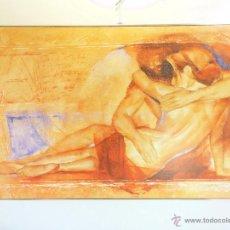 Kunst - CUADRO PAREJA DE CHEKIROV - 46503443