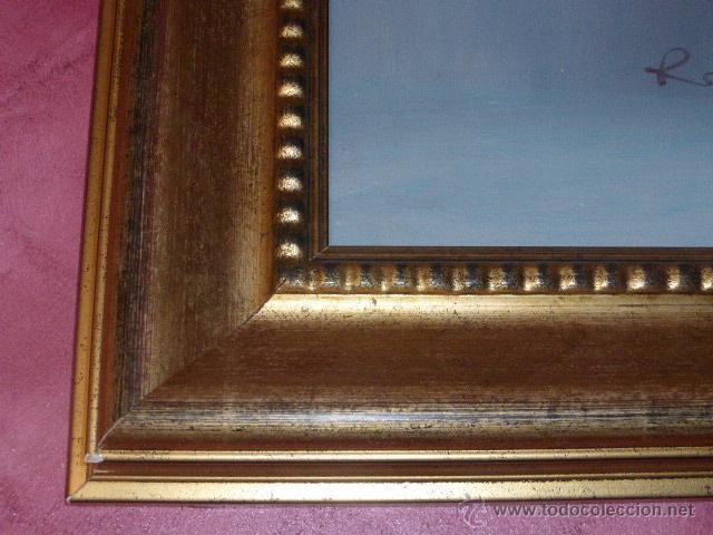 cuadro de bodegon pintado al oleo sobre lienzo - Comprar Pintura al ...