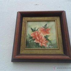 Arte: PINTURA EN CERAMICA. Lote 46599893
