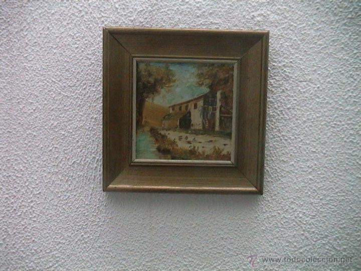 Arte: vista del cuadrito desde alguna distancia - Foto 6 - 46661206