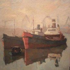 Arte: PROTASIO SÁEZ (1916-1994). Lote 47202358