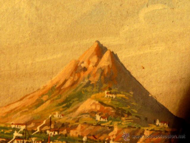 Arte: 3 miniaturas al óleo.Escuela veneciana, podria ser del xviii o anterior??gran calidad - Foto 10 - 120970326