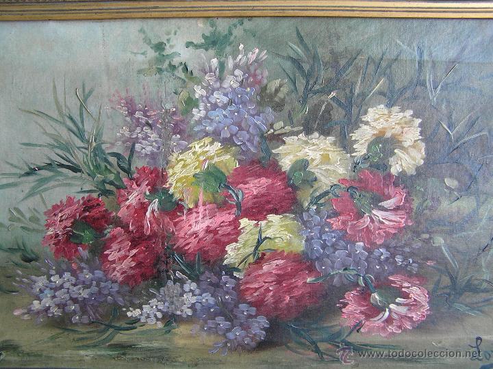 Arte: ÓLEO SOBRE TELA . Firmado LORIN ( Marie Louise Lorin ( 1913 ) ). 30 x 50 cm. - Foto 2 - 47276091