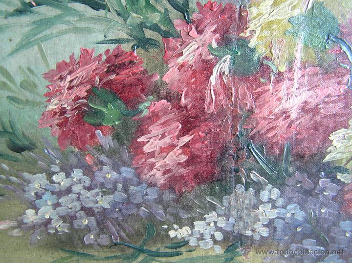 Arte: ÓLEO SOBRE TELA . Firmado LORIN ( Marie Louise Lorin ( 1913 ) ). 30 x 50 cm. - Foto 10 - 47276091