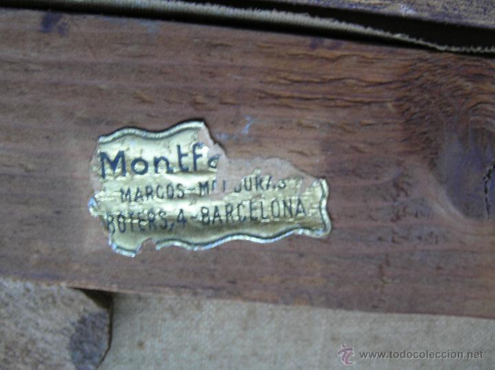 Arte: ÓLEO SOBRE TELA . Firmado LORIN ( Marie Louise Lorin ( 1913 ) ). 30 x 50 cm. - Foto 19 - 47276091