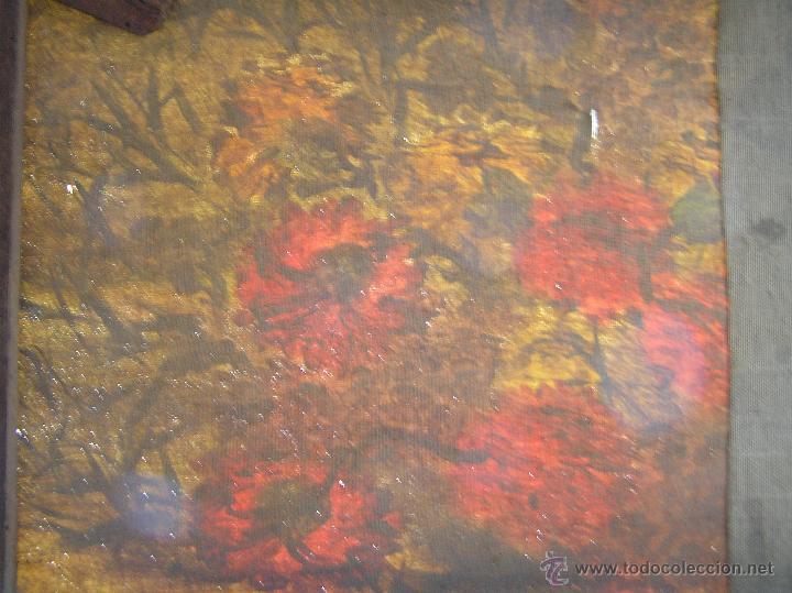 Arte: ÓLEO SOBRE TELA . Firmado LORIN ( Marie Louise Lorin ( 1913 ) ). 30 x 50 cm. - Foto 22 - 47276091
