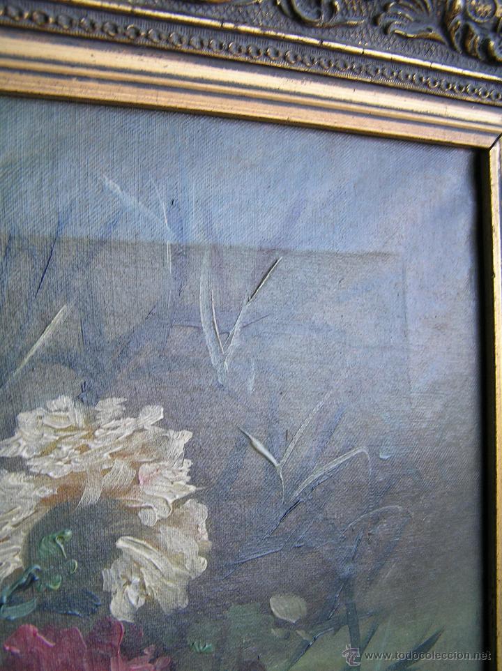 Arte: ÓLEO SOBRE TELA . Firmado LORIN ( Marie Louise Lorin ( 1913 ) ). 30 x 50 cm. - Foto 26 - 47276091