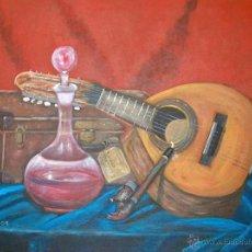Arte: BODEGON MALETA. Lote 47351436