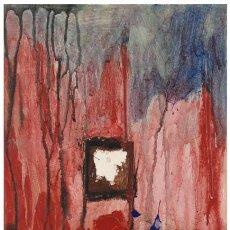 Arte: DANIEL ARGIMON (BARCELONA, 1929 - 1996) COMPOSICIÓN 1993 ÓLEO. Lote 47421257