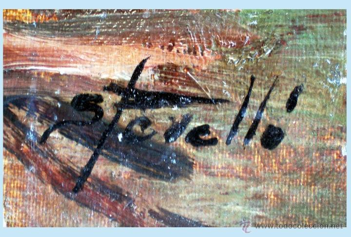 Arte: Firmado angulo inferior derecho - Foto 3 - 47434173