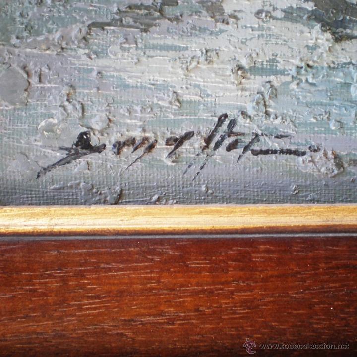 Arte: Firmado angulo inferior derecho - Foto 4 - 47436408