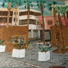 Arte: EL QUIOSCO DE CRESPO. Lote 47493704