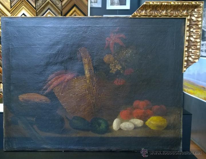 Arte: Antiguos bodegones. MARCOS DE LUJO NUEVOS. - Foto 6 - 45287354