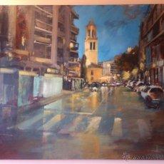 Arte: SAN PEDRO DE SEVILLA DE ALBERT SELMA, PAISAJE.. Lote 47762221