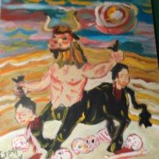 Kunst - Minotauro de Crespo - 48109413