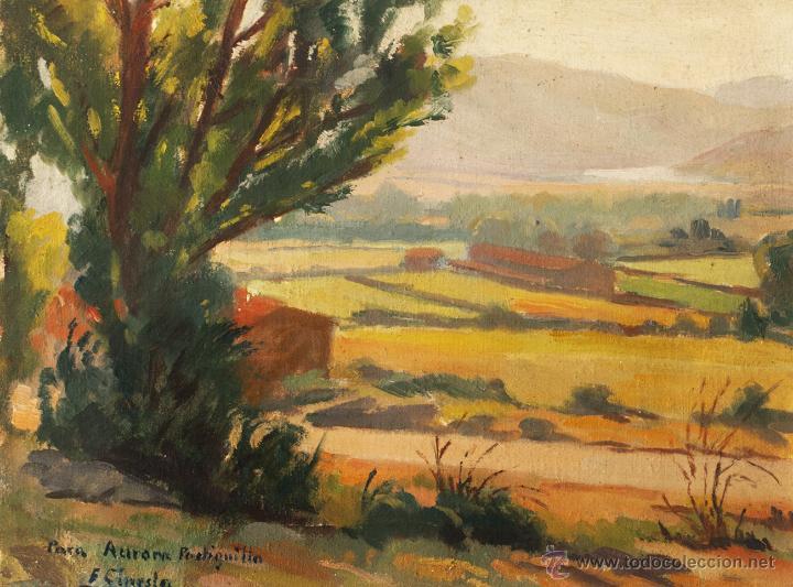 Enrique ginesta pintor valenciano leo sobre vendido - Pintor valenciano ...