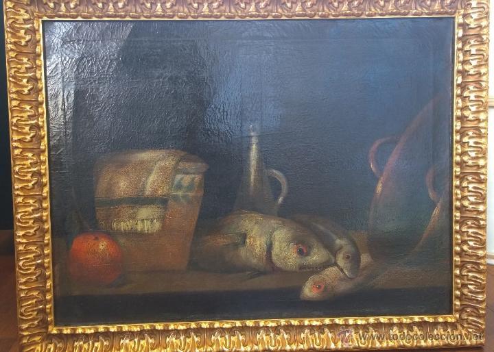 Arte: Antiguos bodegones. MARCOS DE LUJO NUEVOS. - Foto 10 - 45287354
