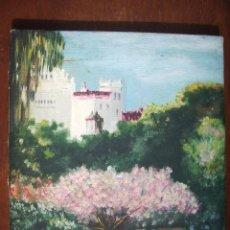 Arte: OLEO PAISAJE ( AÑO 1925).. Lote 48349478