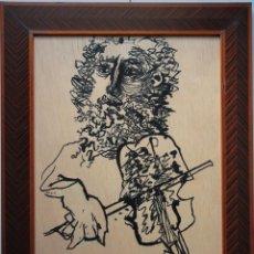 Arte: CLAVE CON DEDICATORIA. Lote 51850068