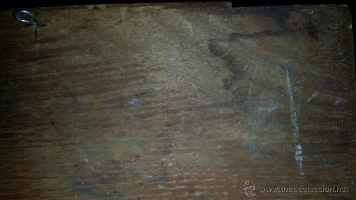 Arte: PAISAJE oleo sobre tablA,FIRMADO - Foto 10 - 48657932