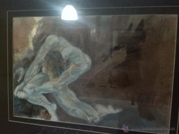CHRISTIAN DE LEENER OBRA TECNICA MIXTA (Arte - Pintura - Pintura al Óleo Contemporánea )