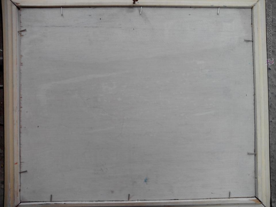 Arte: paisaje pintura soble tabla - Foto 2 - 48907456