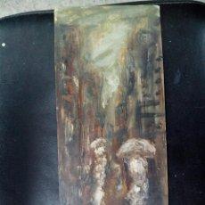 Arte: OLEO SOBRE TABLA . Lote 48907916