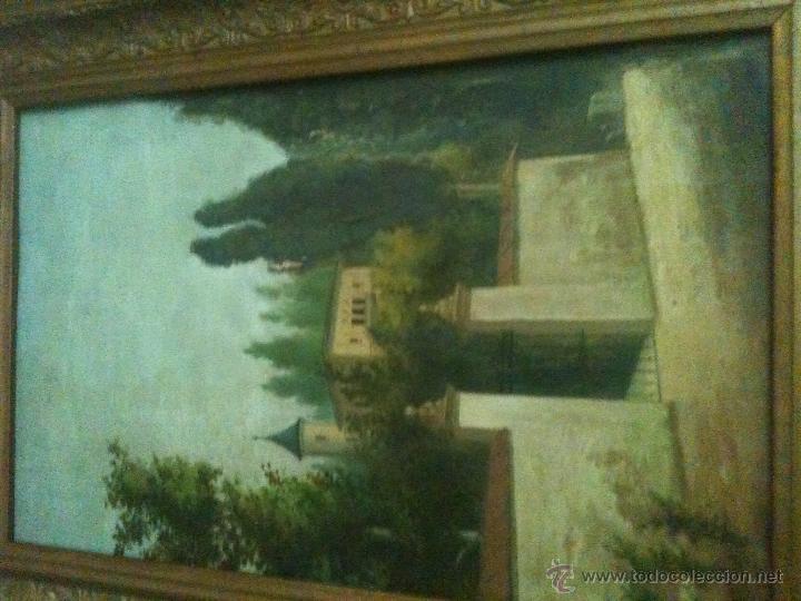Arte: es una bonita pintura antigua - Foto 3 - 48936051
