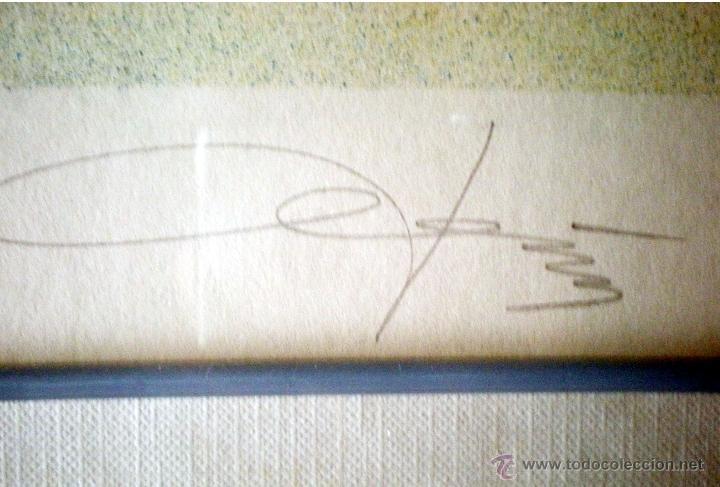 Arte: Firmado angulo inferior derecho - Foto 4 - 49033168