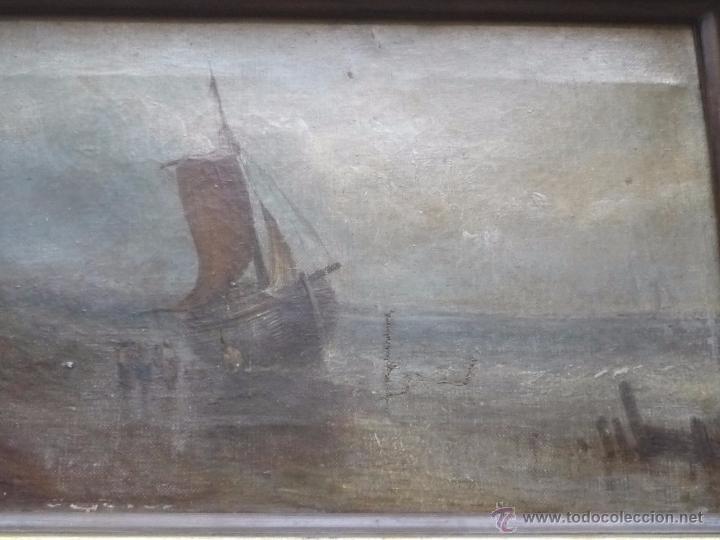 Arte: Pareja de marinas S XIX - Foto 3 - 49033663
