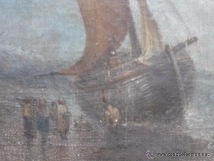 Arte: Pareja de marinas S XIX - Foto 5 - 49033663
