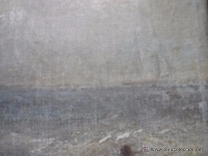 Arte: Pareja de marinas S XIX - Foto 8 - 49033663