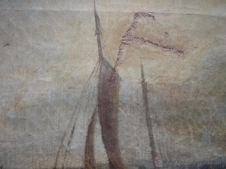 Arte: Pareja de marinas S XIX - Foto 12 - 49033663