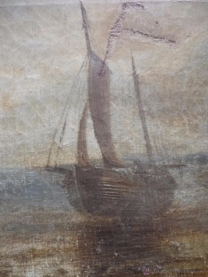 Arte: Pareja de marinas S XIX - Foto 14 - 49033663