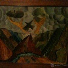 Arte: BONITA PINTURA IMPRESIONISTA. Lote 49072491
