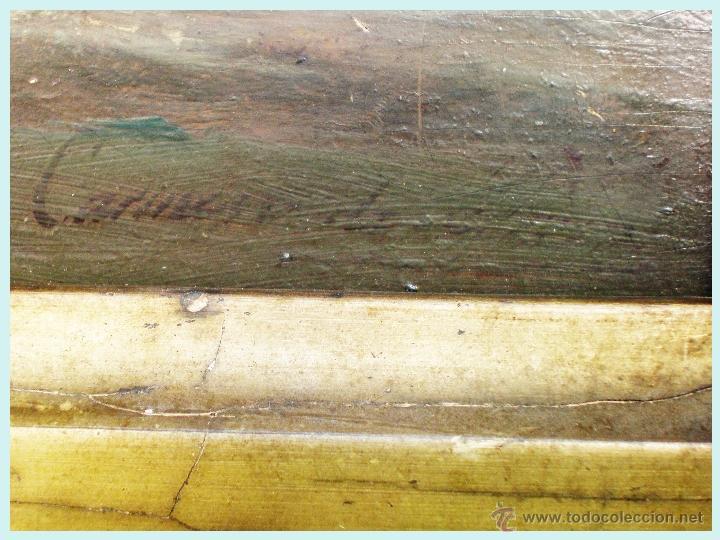 Arte: Firmado angulo inferior derecho - Foto 5 - 49710284