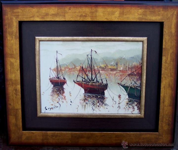 Antonio segrelles leo s lienzo enmarcado comprar for Marcos para lienzos