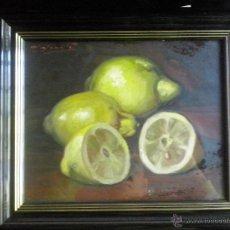 Kunst - BODEGON DE LIMONES - 49450741