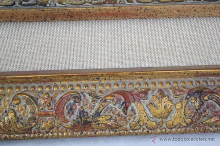 Arte: Pintura al Óleo Sobre Lienzo de Carbonell i Massabé. Molí del Solé, Rupit - Medidas 93 x 80 Cm - Foto 9 - 49495997
