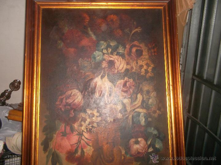 PRECIOSA PINTURA (Arte - Pintura - Pintura al Óleo Antigua siglo XVIII)