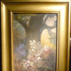 Arte: PAISAJE CON BODEGON POR TARRASSO (1898-1980). Lote 49641146