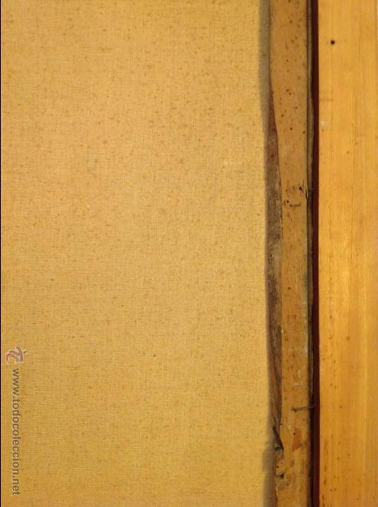 Arte: Oleo sobre lienzo alcantilado con casa - Foto 10 - 49773622