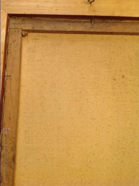 Arte: Oleo sobre lienzo alcantilado con casa - Foto 11 - 49773622