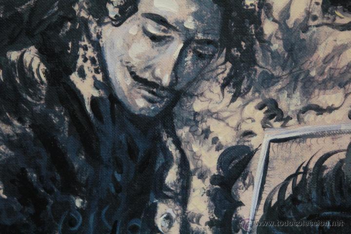 Arte: JUAN IZQUIERDO- HOMENAJE A DALI - Foto 4 - 50200282