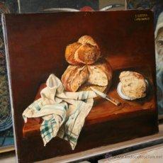 Arte - CUADRO DEL ARTISTA DE ALCALA DE HENARES Y COPISTA DEL MUSEO DEL PRADO ANTONIO CEREZO - I. GUERRA 2º - 50280704