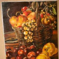 Arte: CUADRO DEL ARTISTA DE ALCALA DE HENARES Y COPISTA DEL MUSEO DEL PRADO ANTONIO CEREZO - 12412. Lote 50284289