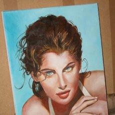 Arte: CUADRO DEL ARTISTA DE ALCALA DE HENARES Y COPISTA DEL MUSEO DEL PRADO ANTONIO CEREZO - 12434. Lote 50286378