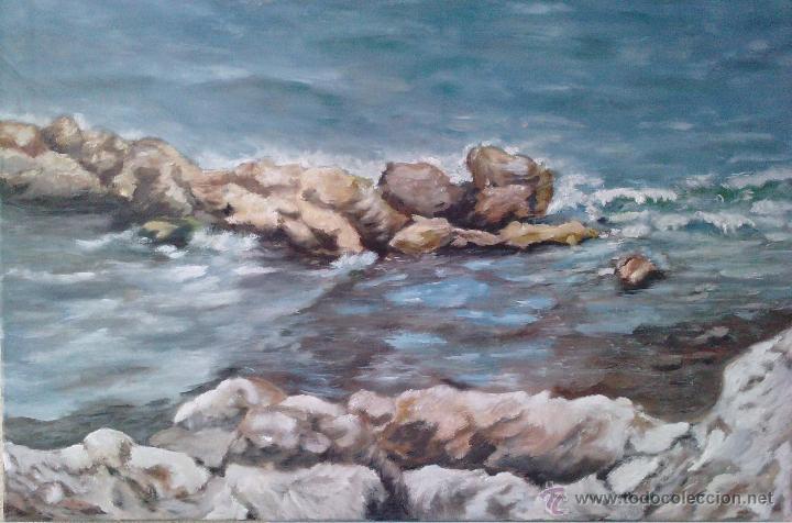 Arte: trocito de playa (huelin - Foto 2 - 50370210