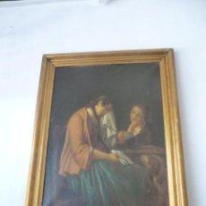 Arte: PINTURA DE ESCUELA HOLANDESA (1800). Lote 50527156