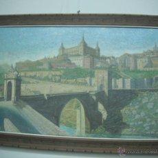 Arte: PANORAMICA DE TOLEDO. Lote 50734494